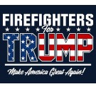 Firefighters For Trump